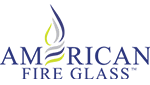 American Fire Glass Logo